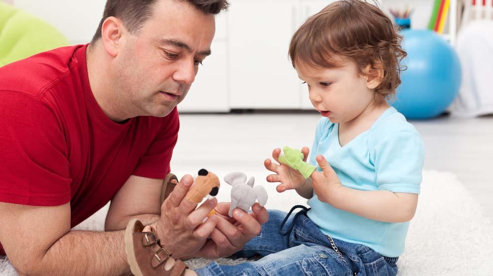 c672ac83 Er det mamma som har hovedansvaret for barna, slik at pappa blir en slags  reserve