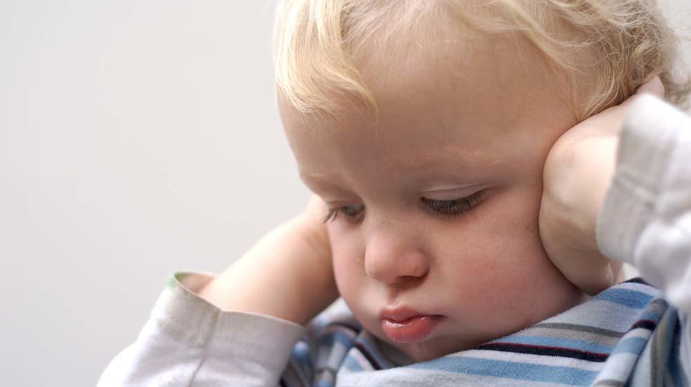 Hva gjør man når barnet bare nekter å høre etter? Illustrasjonsfoto: Shutterstock