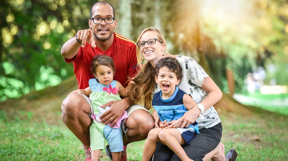 Når er familien komplett? Illustrasjonsfoto: Shutterstock