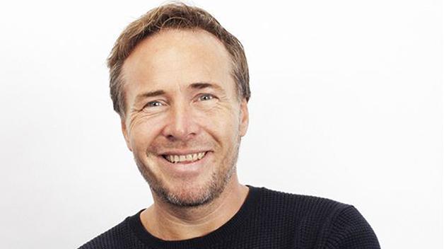 Michael Andreassen. Foto: P4
