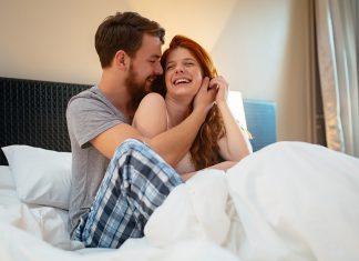 Foreldre ha sex