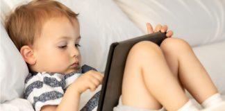 Barne-tv på iPad