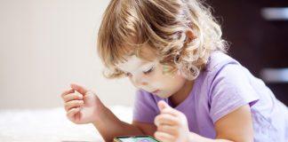 Barn og mobil
