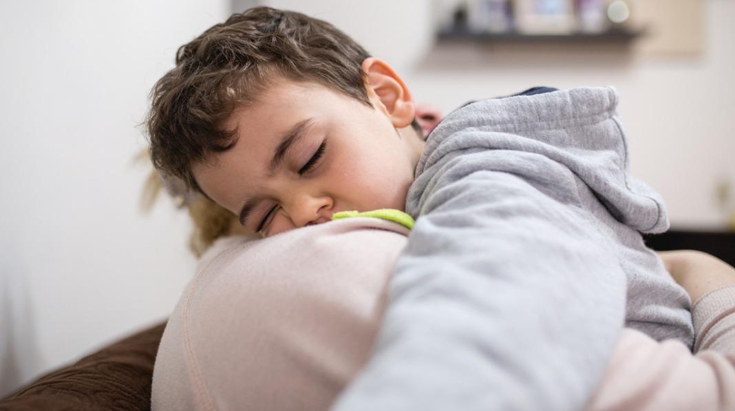 Besøk og leggetid