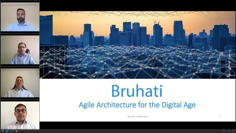 Agile Architecture for the Digital Age