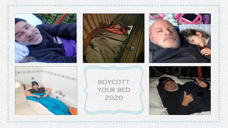 WE DID IT! - BOYCOTT YOUR BED