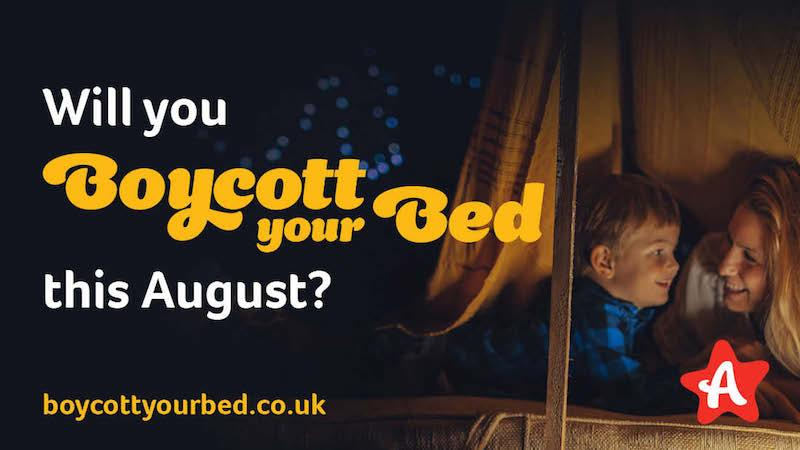 Boycott your Bed