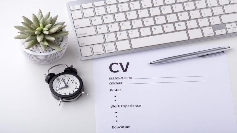 CV Writing: The Guide To Success