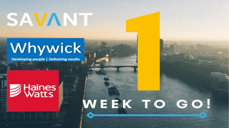 Only 1 week until our latest finance leadership webinar: Planning for Growth!