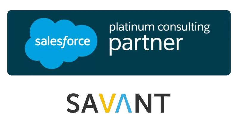 Introducing Savant Technology's new Partnership with a Platinum Salesforce Partner