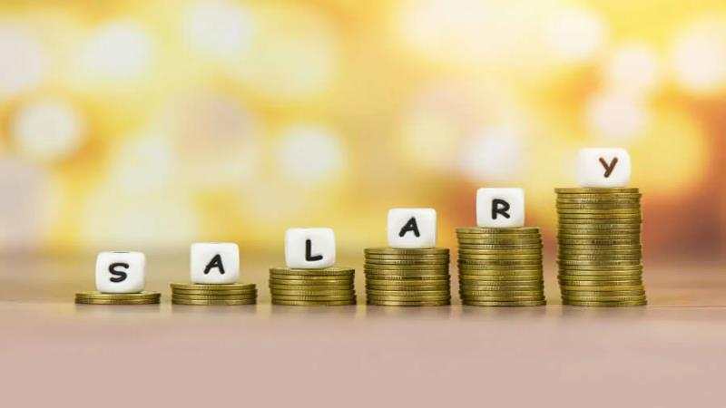 Salaries: Are you on trend?