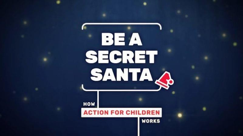Will you be a Secret Santa for a vulnerable child this christmas?