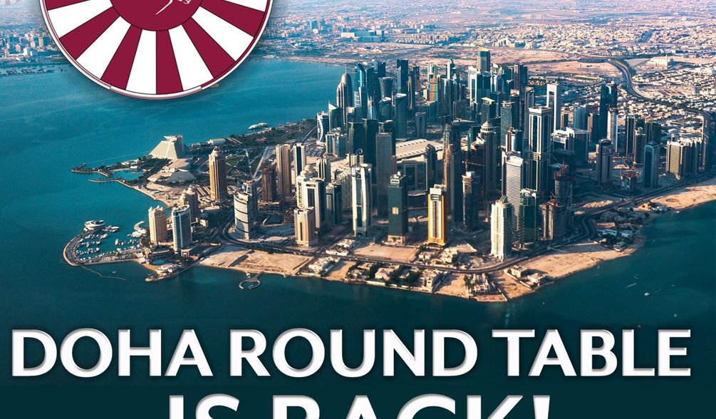 DOHA IS BACK!