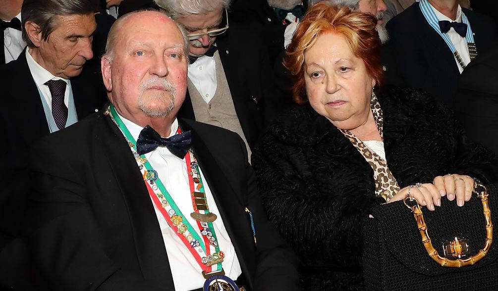 Paolo Macor Presidente Onorario Club41 Italia ci ha lasciati