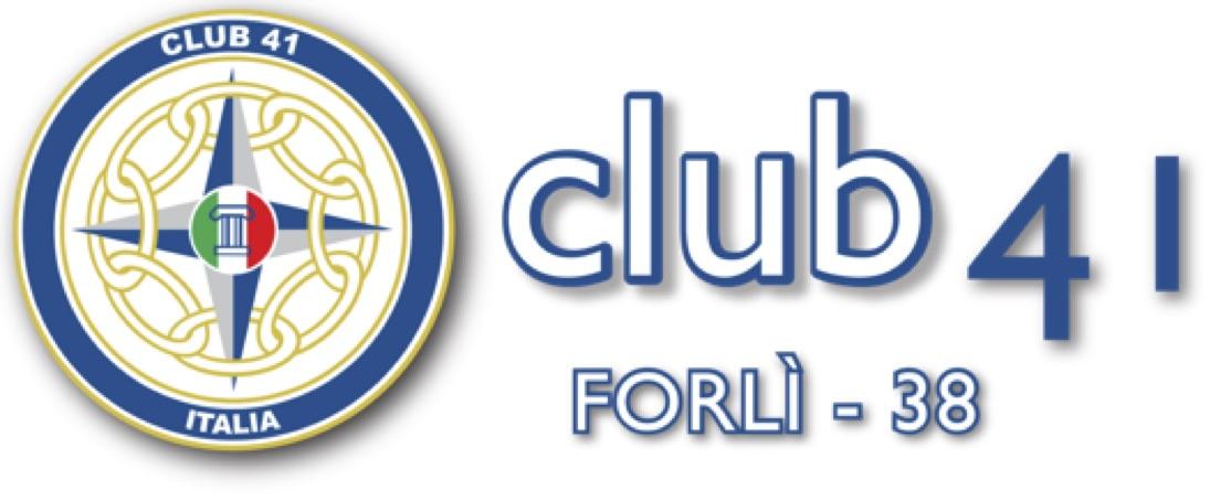 APERTURA Club 41 Forlì 38