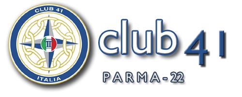 Apertura Anno Sociale 2020/21 del Club 41 Parma 22 congiuntamente al Club 41 Milano 14
