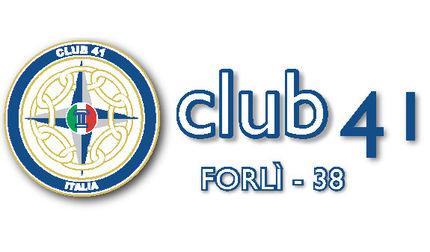 CONVIVIALE DEL CLUB 41 N. 38 FORLI' GIU-2021