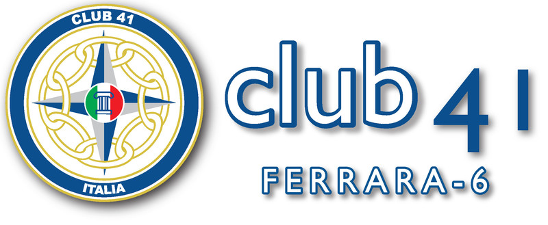 Trentennale Club 41 Ferrara  1991 - 2021