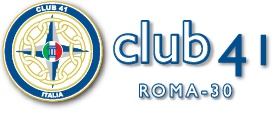 Festa del DECENNALE del Club 41 ROMA
