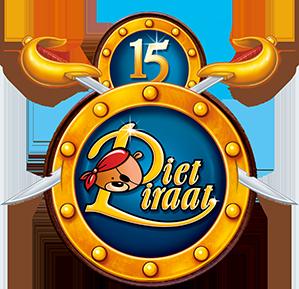 Piet Piraat bestaat 15 jaar!