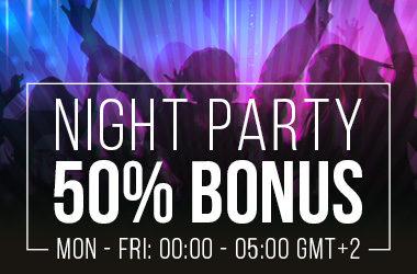 Night Party Bonus at ArgoCasino
