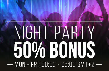 Night Party Bonus at ArgoCasino