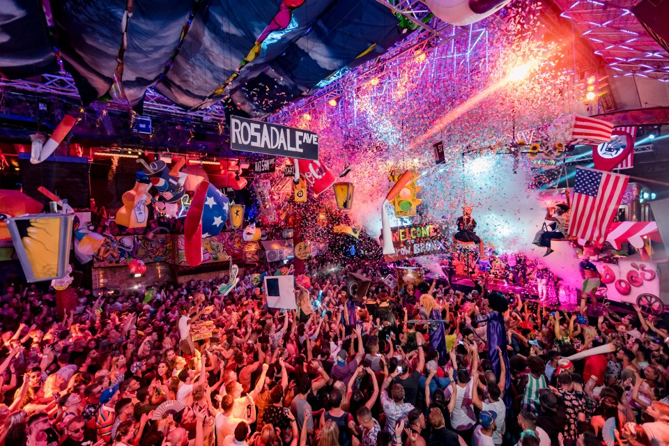 Elrow Drops Opening Party Dj Details Elrow