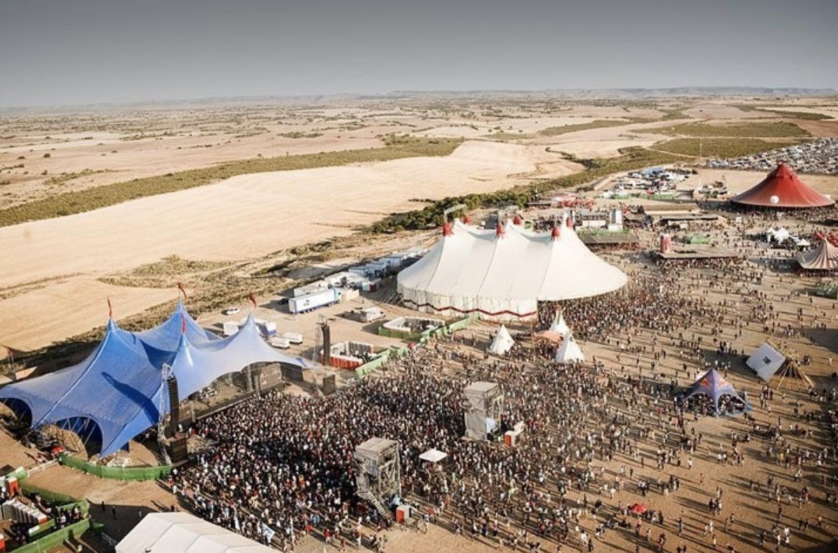 Spain's Monegros Desert Festival Announces 2020 Return After Five Year Hiatus