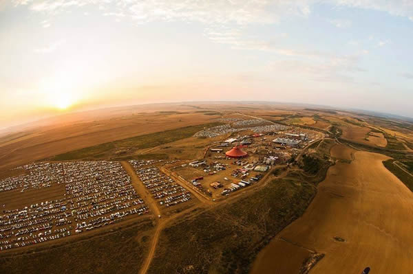 Monegros Desert Festival vuelve en agosto de 2020