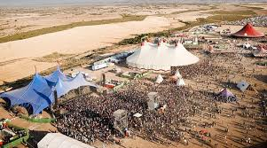Monegros Desert Festival adds Solomun, Paula Temple for 2020