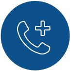 Telefonservice Plus, Kundenservice, Telefon