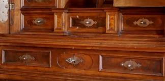 Antike Möbelstücke restaurieren