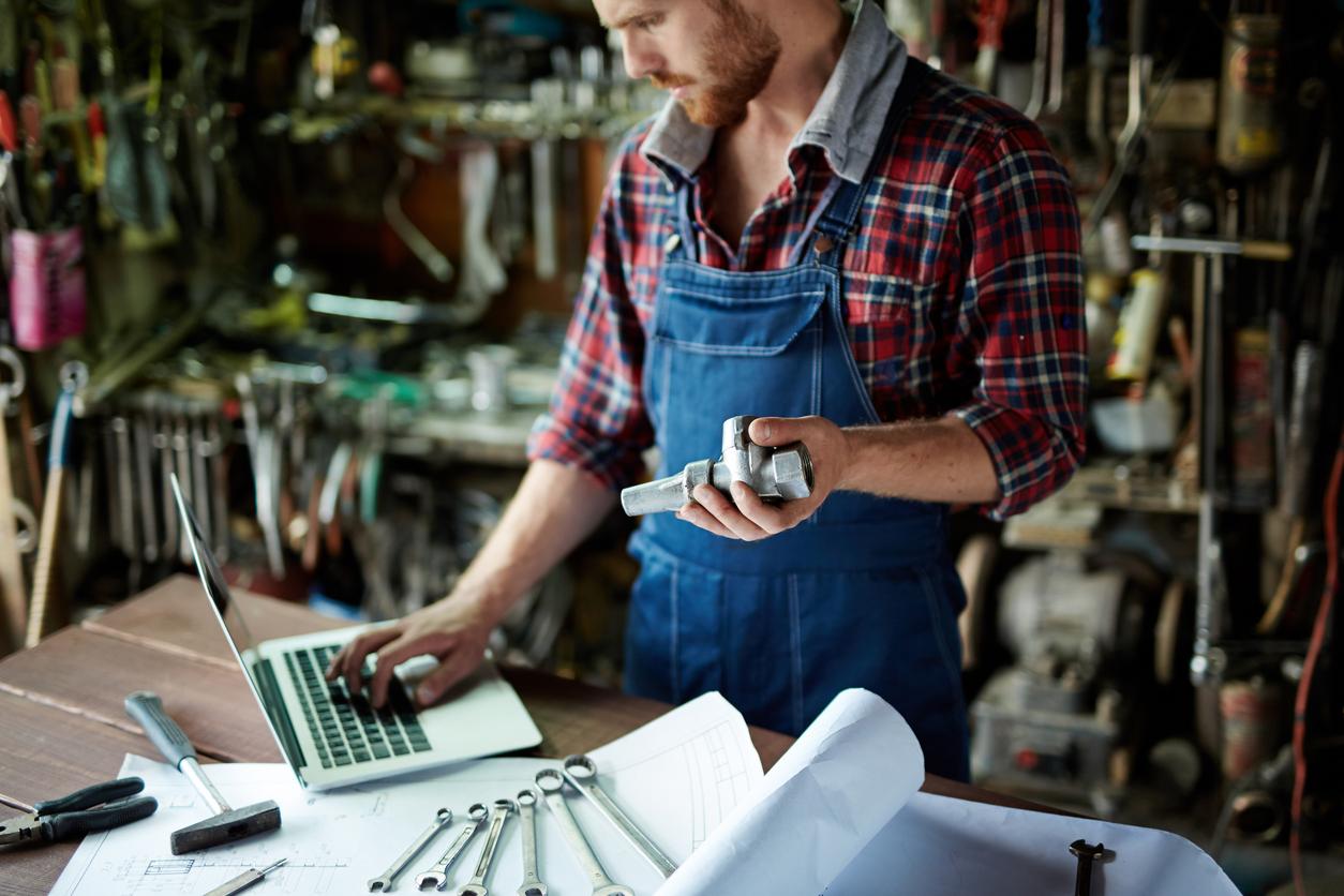 Digitalisierung im Handwerk - Handwerkerportal, Empfehlungsplattform