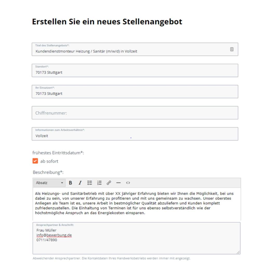google for jobs, wirsindhandwerk.de, jobs, stelle, google, erfahrungen