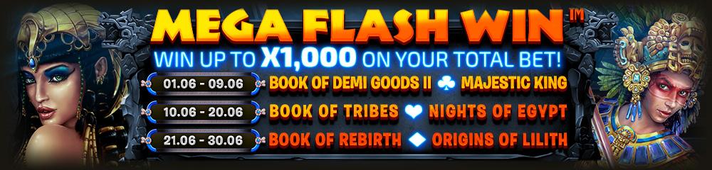 Mega Flash Win