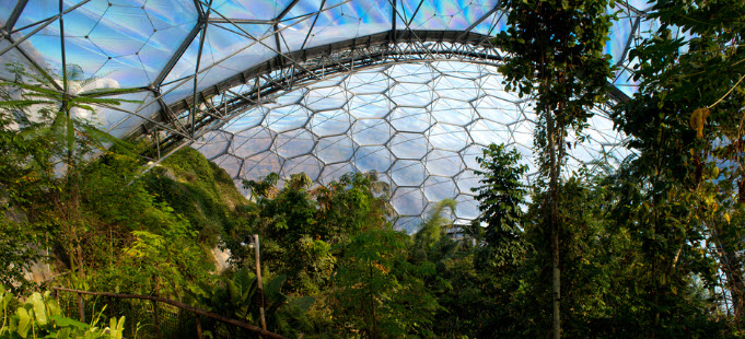 Inside the Eden Project