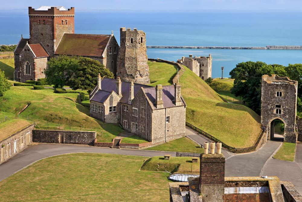 Dover Castle | Nearest train station to Dover Castle ...