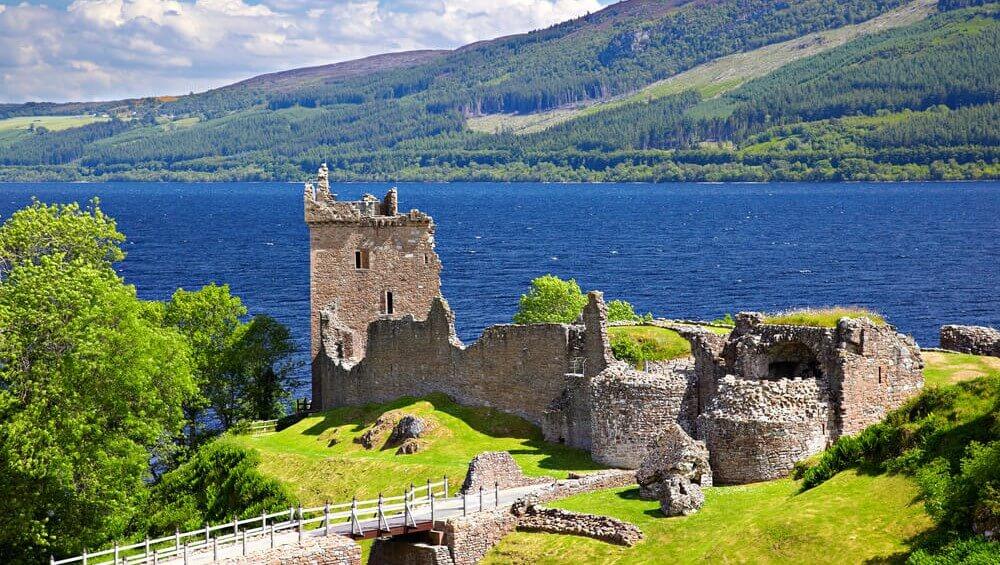 Loch Ness - Drumnadrochit