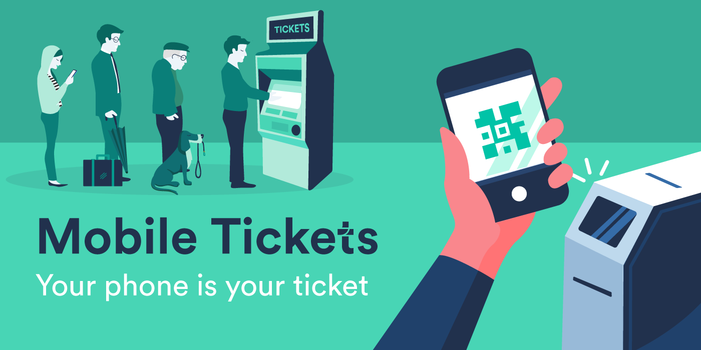 Mobile business tickets