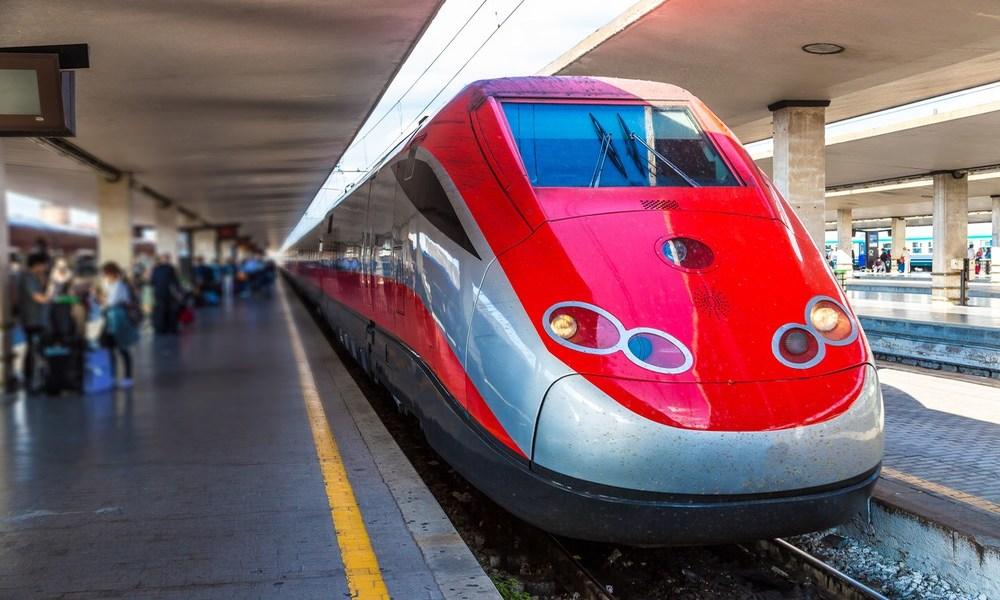 Frecciarossa Train