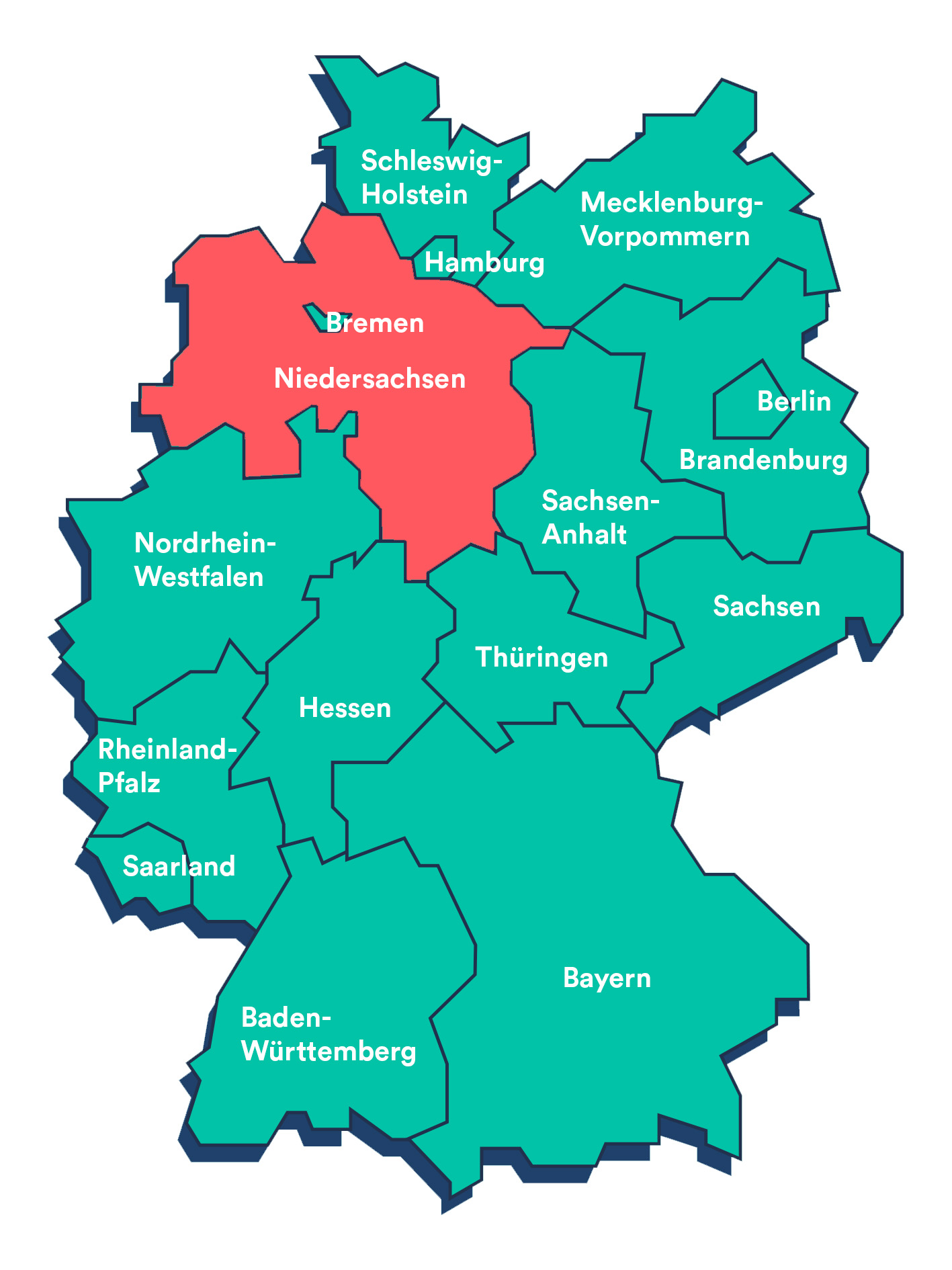 Wolfsburg Bundesland
