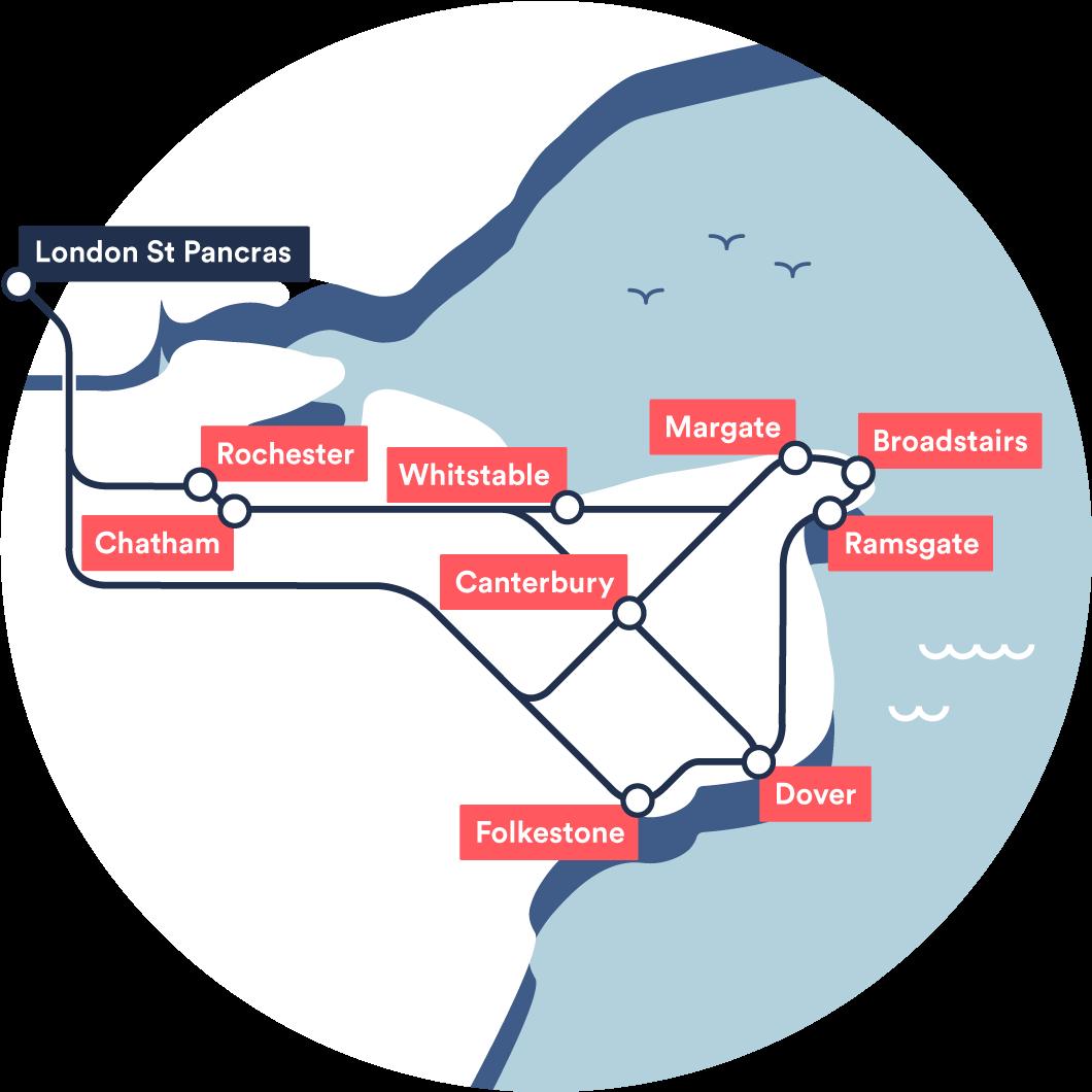 Trains to Breathtaking British Destinations