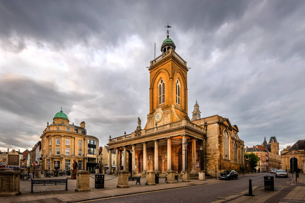 Northampton All Saints Church