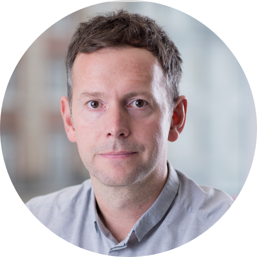 Jon Moore, Trainline Chief Product Officer