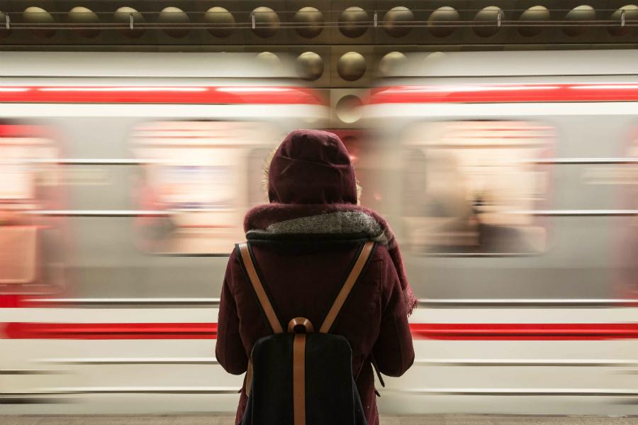 emozione viaggiare in treno