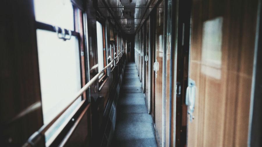 vagone treno cuccetta