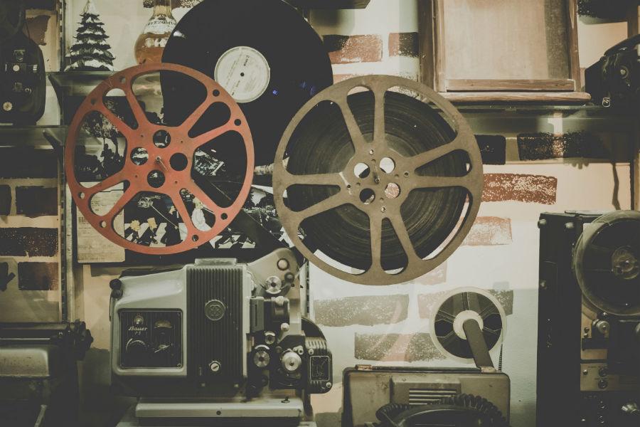 macchina cinematografica