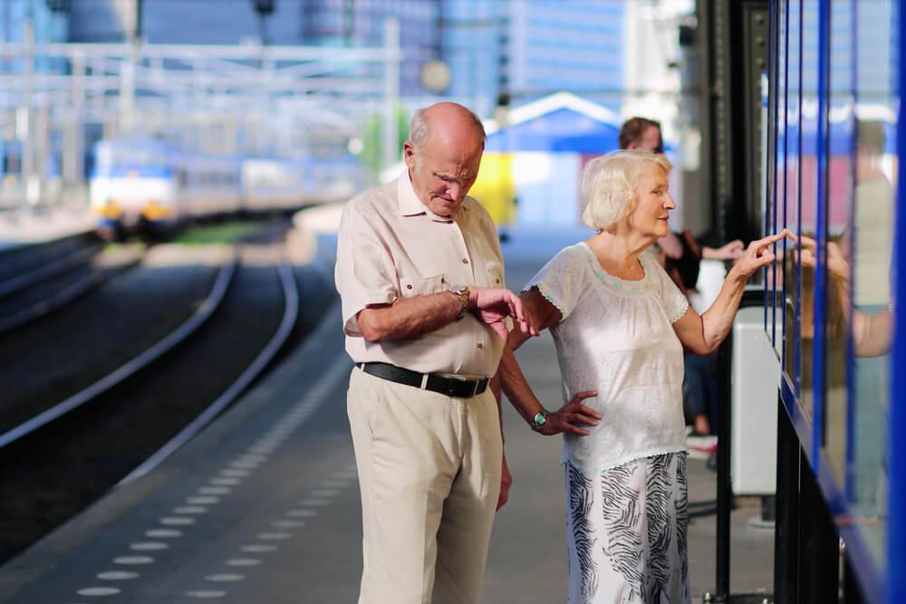 Senior-Railcard