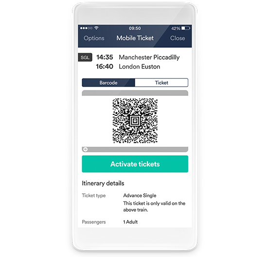 Trainline App | Check train times, book tickets, save time