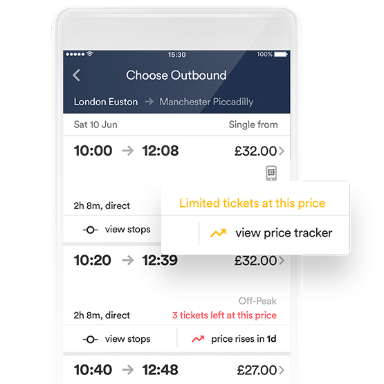 price prediction from trainline helping you save money on train travel